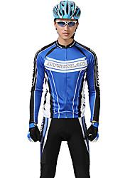 MYSENLAN PN Mesh + Flex Matériel manches longues confortables Suits vélo