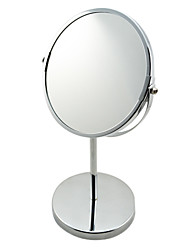Girl Lady Women Beauty Make up Cosmetic Dual Side Normal Magnifying Stand Mirror B