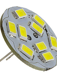 2w g4 led spot 9 smd 5730 230 lm blanc naturel dc 12 v