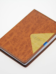 Senior Business Notebook papier Kraft 18K