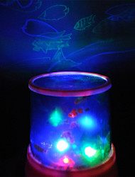 Underwater World LED Lamp(Ramdon Color)