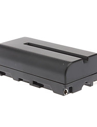 Sony NP-F550/570 7.4v 2200mAh Li-ion Digital Video Camera Battery for Sony BC-V500 and More