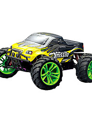 Misiles 1:10 combustible Velocidad Powered Callant Racing Off Road Truck Juguetes (FM)