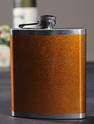 High Quality Paint 7-oz Flask In Gift Box