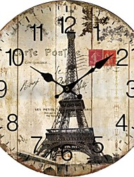 Country House Wall Clock