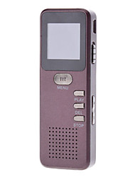 Metal Shell High Definition Voice Recorder mit MP3-Funktion
