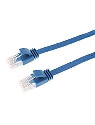 cat.6e 350MHz 1 Гбит высокоскоростную тонкая сеть LAN кабель для FTTH, ПК, концентратору (7м)
