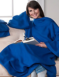 Snuggie Super Soft Fleece Keeps You Warm and Your Hands Free