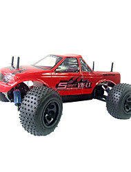 1:10 RC Truck Nitro Gas 18cc Motor 4WD Racing Car 2-Gang-Getriebe RTR Radio Remote Control Truck Toys