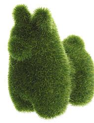 Erba Terra Handmade animale cavallo con erba artificiale
