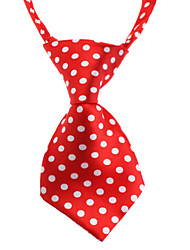 All Seasons Wedding Nylon Tie for Dogs / Cats Red