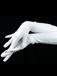 Guantes de látex blanco Shorlder