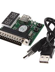 Reparación de Laptop Motherboard / Solución de problemas / tarjeta de diagnóstico 86046