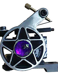 Fio-corte de diamante Tattoo Machine Gun (2 cores para escolher)