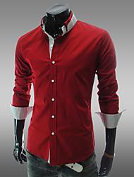 RR kaufen Herren Cotton Fit Black Shirt