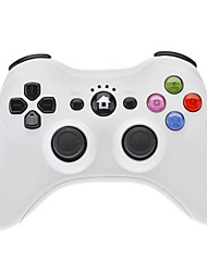 Warhorse DoubleShock Wireless 3 Controller para PS3 (Branco)