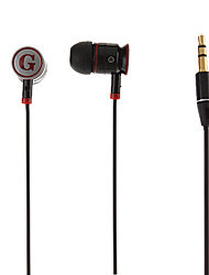 GNP-69 Stereo Earphone for iPod (Assorted Colors)