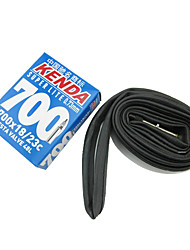 KENDA High-Quality 700*18/23c Inner Tube For Racing Cycle KN-700-18(Black)