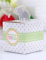 Party Favors e articoli da regalo Bomboniere scatole Battesimo Favola Cubi Carta
