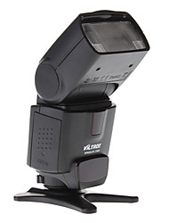 viltrox jy620 speedlight appareil photo avec flash pour canon 7d 5d 50d 40d 30d 5d mark ii/5d Mark III