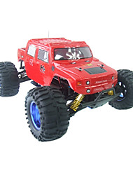1:10 escala de radio control remoto de coches 4WD RC Truck Electric Powered Juguetes
