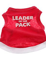 Leader of the Pack Cotton Shirt für Hunde (XS-L)