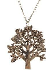 Cosecha de árboles de la cadena del suéter del collar de la Navidad
