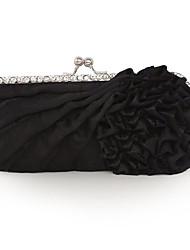 Fashion Folds Flower Evening Bag