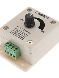 Luzes LED Dimmer Switch (DC12-24V)