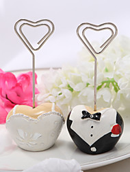 Place Cards and Holders Tuxedo and Gown Placecard Holder