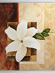 Hand Painted Oil Painting Floral 1305-FL0114