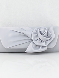 Colormoon Silk Rose Clutch Bag