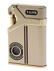 Tiger 860 Windproof Gas Lighter (Random Colors)