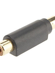 RCA to 4Pin USB F/M Adapter