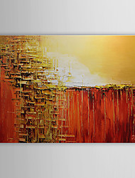 Hand-Painted Abstract 100% Hang-Painted Oil Painting,Classic One Panel Canvas Oil Painting For Home Decoration