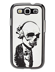 Horrible Skull Pattern Hard Case for Samsung Galaxy S3 I9300
