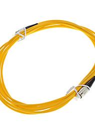 Câble en fibre optique, FC-FC-UPC, mode unique - 3 mètres