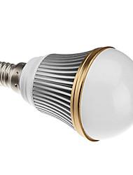 Ampoules Globe Gradable Blanc Chaud A50 E14 3 W 3 LED Haute Puissance 240 LM AC 100-240 V