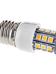 4W E26/E27 LED a pannocchia T 27 SMD 5050 330 lm Bianco caldo AC 110-130 V