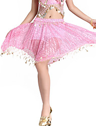 Dancewear Tulle Belly Dance Skirt More Colors
