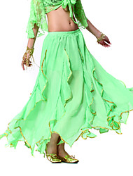 Belly Dance Skirts Women's Training Chiffon