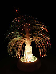 Wedding Décor Lovely Christmas Tree Design LED Lamp With USB Power Cable (Color Changing)