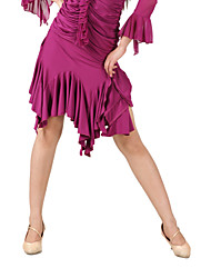 Dancewear Viscose and Tulle Modern Dance Skirts For Women(More Colors)
