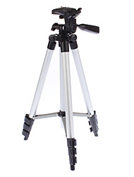 KT-3110 Tripod for Camera and Camcorder (Silver)