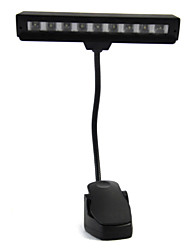 High Class LED Music Stand Lamp with Clamp