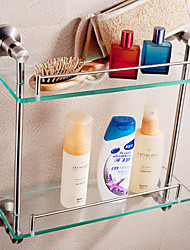 Bathroom Shelf , Contemporary Stainless Steel Wall Mounted