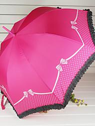 Presente Bow Terylene Sweet Lolita Umbrella