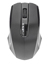 Black High Performance 2.4GHZ Wireless Mouse with Mini NANO Receiver(1 Battery Is Included)