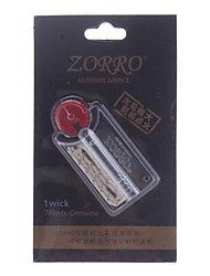 ZORRO 7 Pack Genuine Flints with Wick