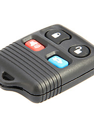 4-Button Remote Key Casing for Ford